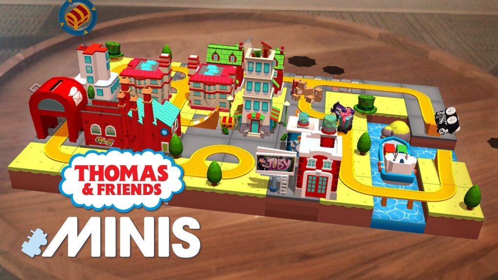 Thomas & Friends Minis - Budge Studios—Mobile Apps For Kids