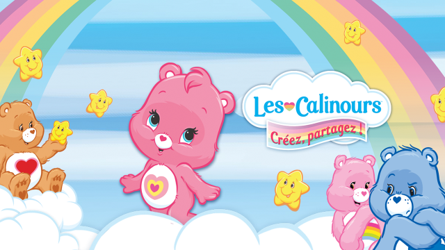 Care Bears: Create & Share
